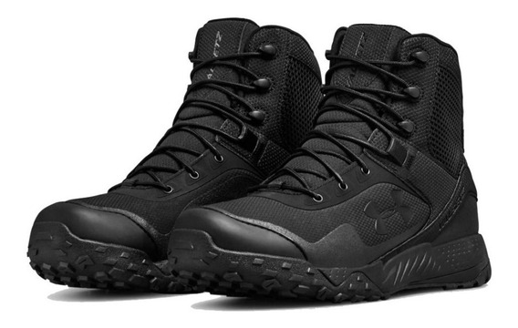 Botas Under Armour Valsetz Rts Tactical Negra Para Hombre