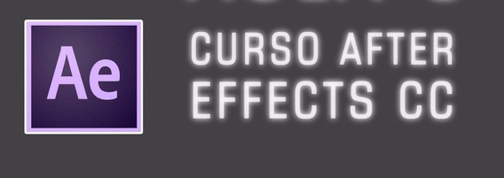 Curso After Effects Em Vídeo Aulas.