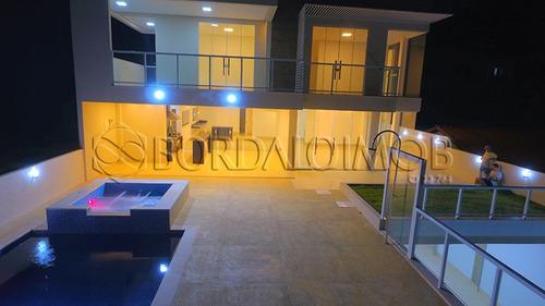 Imagem 1 de 14 de Caldas Novas, Casa Com 700m², 4 Suítes, Alto Padrão, Simplesmente Perfeita! - Villa69391