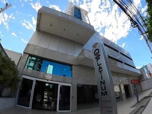 Sala Comercial Para Locação Em Campos Dos Goytacazes - 13233