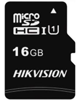Memoria Micro Sd Hikvision C1 16 Gb