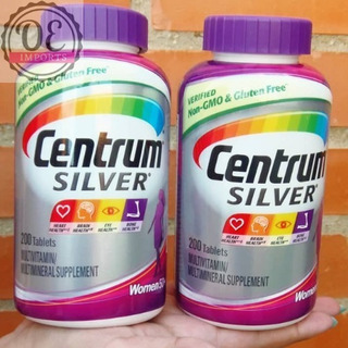 Centrum Silver Mujer 200 Capsulas