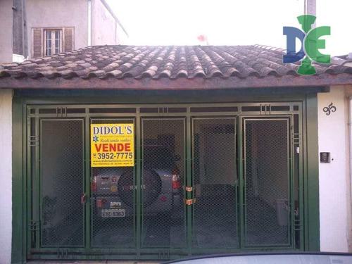 Casa Com 2 Dormitórios À Venda, 115 M² Por R$ 220.000,00 - Jardim Luiza - Jacareí/sp - Ca0085