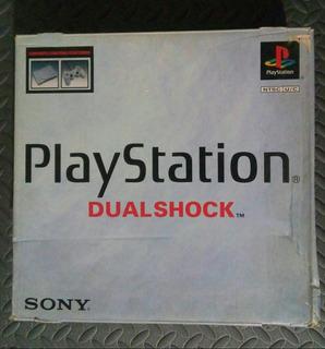 Consola Psone Playstation 1 Psx Trqs Ps1 En Caja