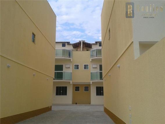 Casa Com 3 Dormitórios À Venda, 114 M² - Califórnia - Nova Iguaçu/rj - Ca0023