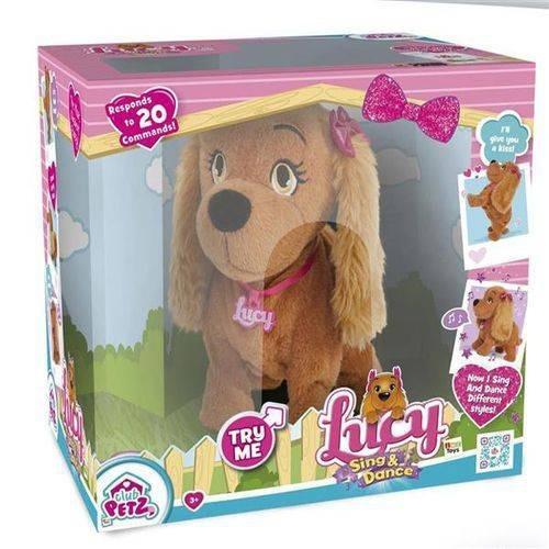 Cachorrinha Lucy Multikids Br469 Português Original Fg