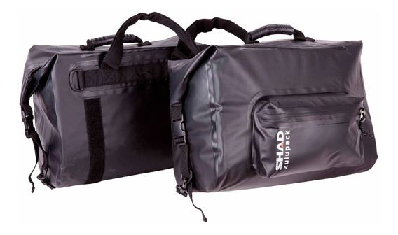 Alforjas Shad Impermeables Zulupack Mod. Sw42