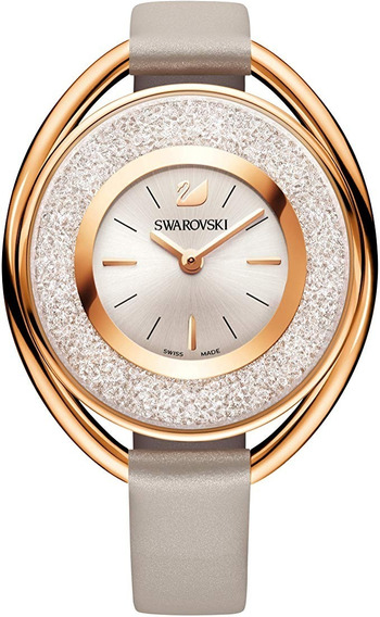 Relógio Swarovski Crystalline Oval Feminino 5158544