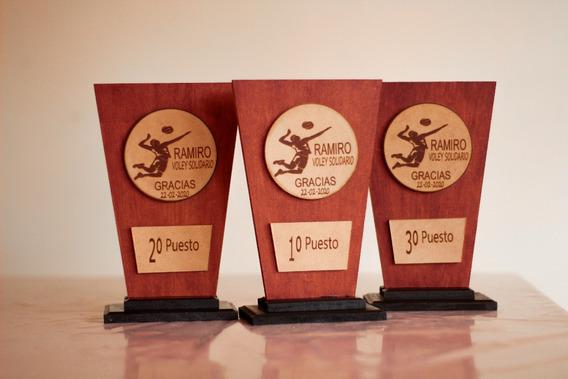 Terna De Trofeos Ciclismo
