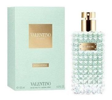 Perfume Valentino Donna Rosa Verde Edt F 125ml
