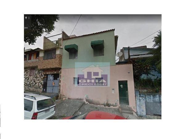 Casa Com 1 Dormitório Para Alugar Por R$ 680/mês - Vila Ré - São Paulo/sp - Ca0156