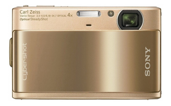 Camera Digital Sony Dsc Tx1 Cyber-shot Gold