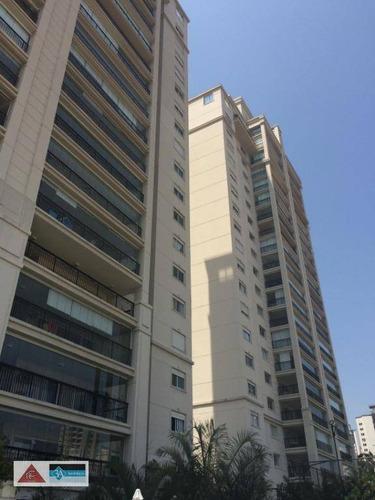 Imagem 1 de 30 de Apartamento À Venda, 171 M² Por R$ 1.850.000,00 - Tatuapé - São Paulo/sp - Ap6227