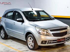 Chevrolet Agile Ltz 1.4 Mpfi 8v Econo.flex Mec. 2012