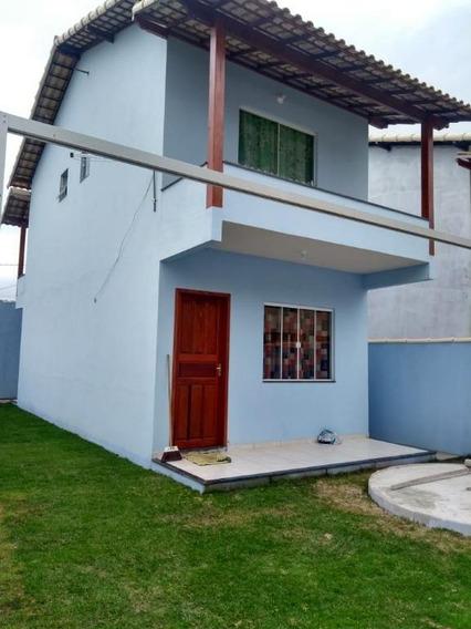Casa Com 2 Dormitórios, Sendo 2 Suítes, Por R$ 150.000 - Unamar - Cabo Frio/rj - Ca1336
