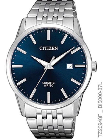 Relógio Analógico Quartz Masculino Citizen Tz20948f