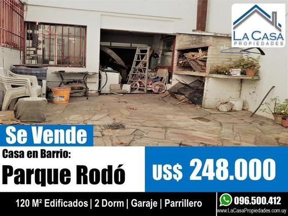 Casa - Parque Rodó
