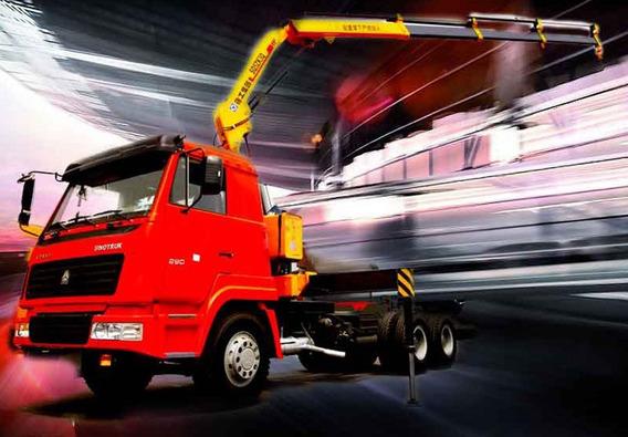 Hidrogrúa Xcmg 10,5tm Carga Max 5tn Bauza Group