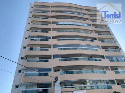 Apartamento Em Praia Grande, 02 Dormitórios Sendo 01 Suíte, No Canto Do Forte, Ap2106 - Ap2106