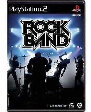 Rock Band Ps2 Mídia Física Pronta Entrega