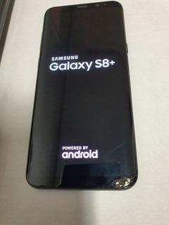 Samsung S8 + ( 128gb ) A Tela Esta Trincada.
