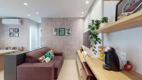 Imagem 1 de 18 de Apartamento À Venda No Bairro Brás - São Paulo/sp - O-17283-28388