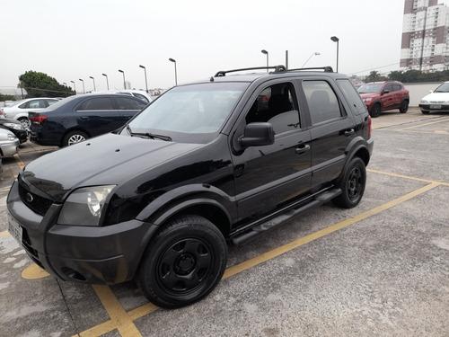 Imagem 1 de 8 de Ford Ecosport 2007 1.6 Xlt Flex 5p
