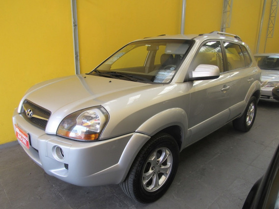 Hyundai Tucson 2.0 Gls Cambio Automatico, Couro, Pneus Novos