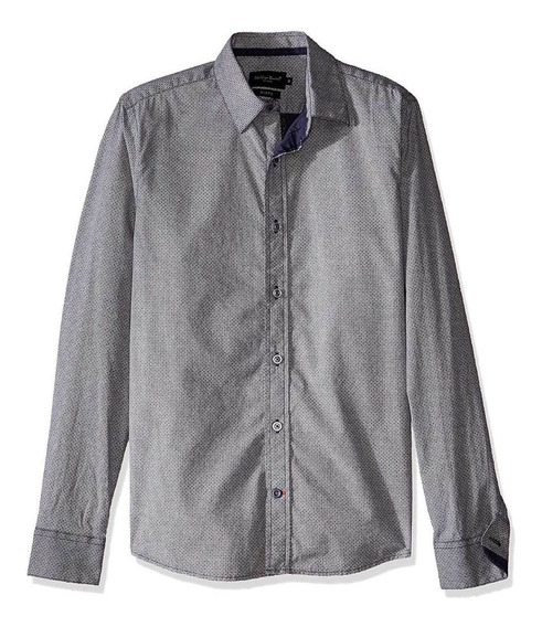 Camisa Phillipe Duxon X Slim Manga Larga