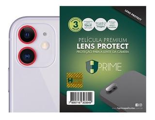 Película Câmera Traseira iPhone 11 Hprime Lens Protect