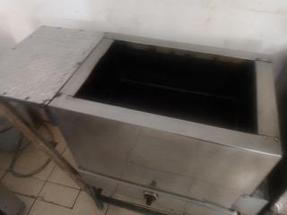 Freidora Para Pollo Chicharrones Viene Con Cilindro Gas 25lb