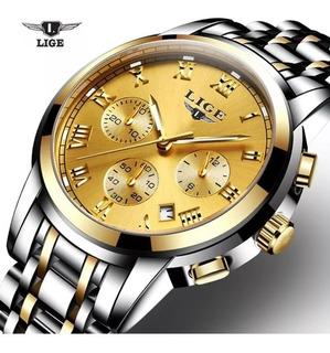 Reloj Lige Casual De Moda