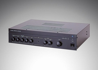Amplificador Para Musica Funcional Y Busca Pers. Rcf Am 4000
