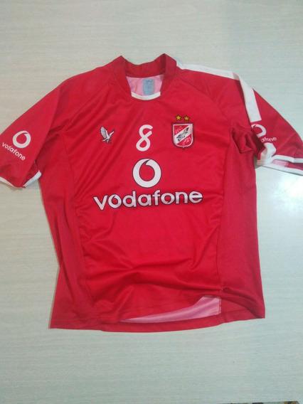 Camiseta Fútbol Al Ahly #8 Egipto