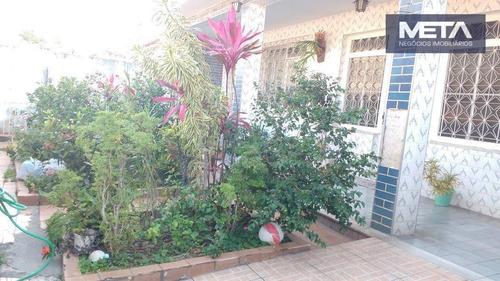 Casa À Venda, 798 M² Por R$ 820.000,00 - Campinho - Rio De Janeiro/rj - Ca0018