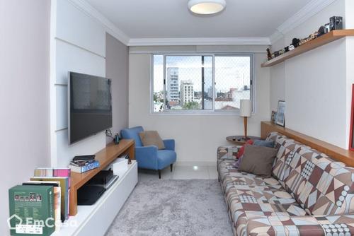 Imagem 1 de 10 de Apartamento À Venda Em São Paulo - 18284