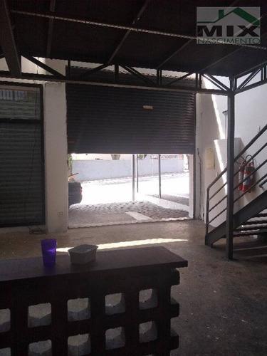 Imagem 1 de 6 de Loja/salão Em Taboão - São Bernardo Do Campo, Sp - 3709