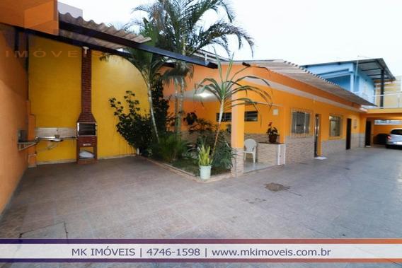 Casa Com 2 Dorm, 1 Suíte Em Poá/sp - 760