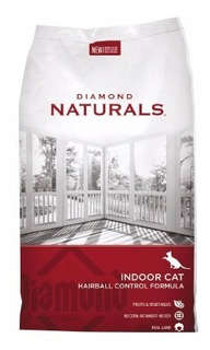 Diamond Naturals Indoor Cat 18libras - kg a $19375