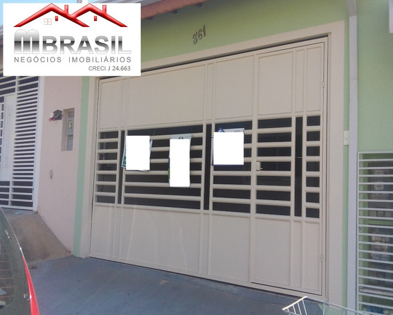 Locação !! Casa 03 Dormitórios, 01 Suíte, Vaga Para 02 Autos, Jardim Regente, Indaiatuba, Sp - Ca04750 - 32490272