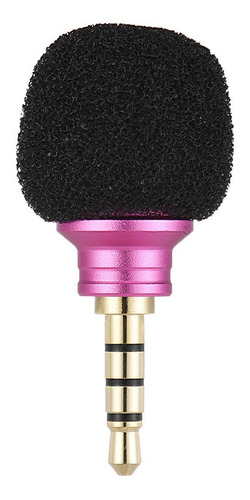 Mini Microfone De Smartphone Andoer Ey-610a