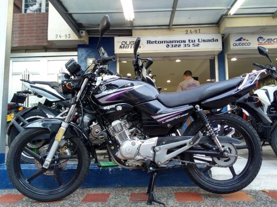 Yamaha Libero 125 Modelo 2015 Al Día ¡fácil Financiación!