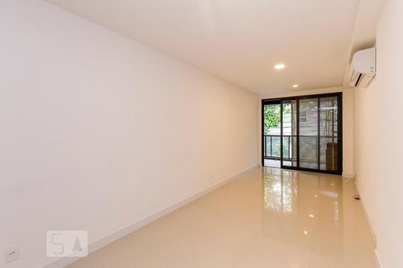 Apartamento Para Aluguel - Humaitá, 2 Quartos, 80 - 892998645