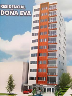 Residencial Doña Eva Dptos 64 Y 80m2 Pre-venta