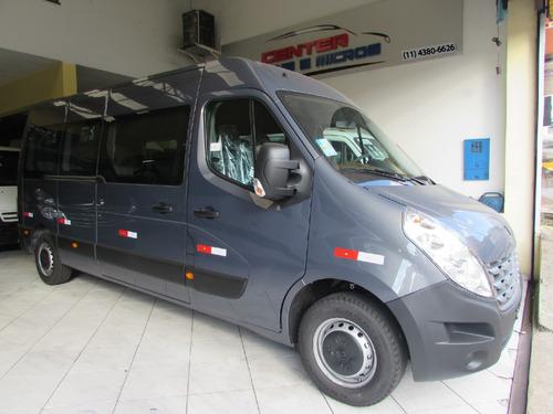 Renault Master Executiva 0km 2020