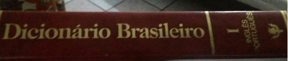 Dicionário Brasileiro Volume 1 (inglês - Português )