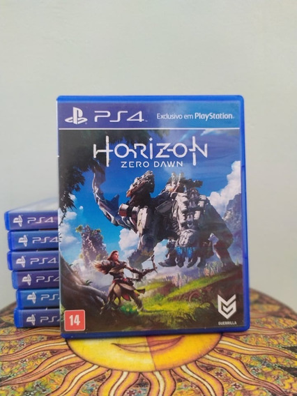 Lote 5 Jogos Playstation 4 - Semi Novos Impecáveis