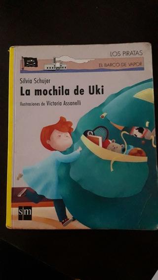 Cuento Infantil La Mochila De Uki