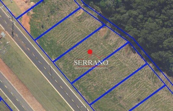 Terreno À Venda, 950 M² Por R$ 395.000 - Condomínio Campo De Toscana - Vinhedo/sp - Te0321