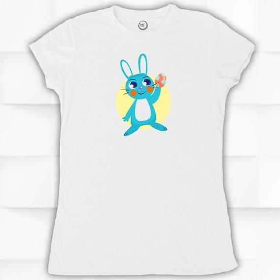 Playera Para Mujer, Niño (a), Hombre Conejo #1643
